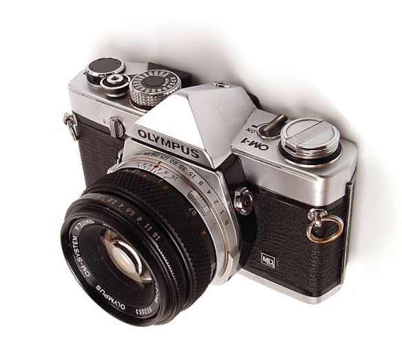 Small, efficient, and packed with features - the OM-1 was the coolest piece of camera tech you could buy in 1973.