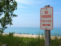 Indiana Dunes Shoreline