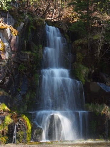 Catherine Falls - Mount Ranier