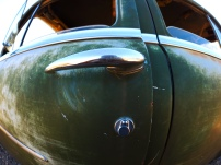Doors - I like how the fisheye makes these car feel monumental