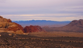 A view of Vegas - Red Rock