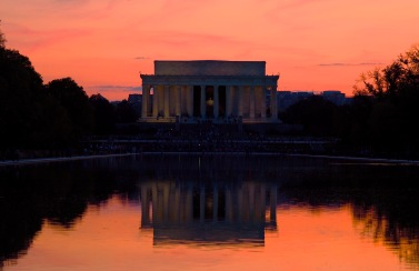 The Lincoln Memorial - Perfection