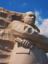 MLK Jr Memorial - Powerful