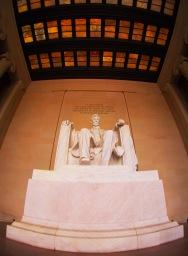Lincoln Memorial - Intimate